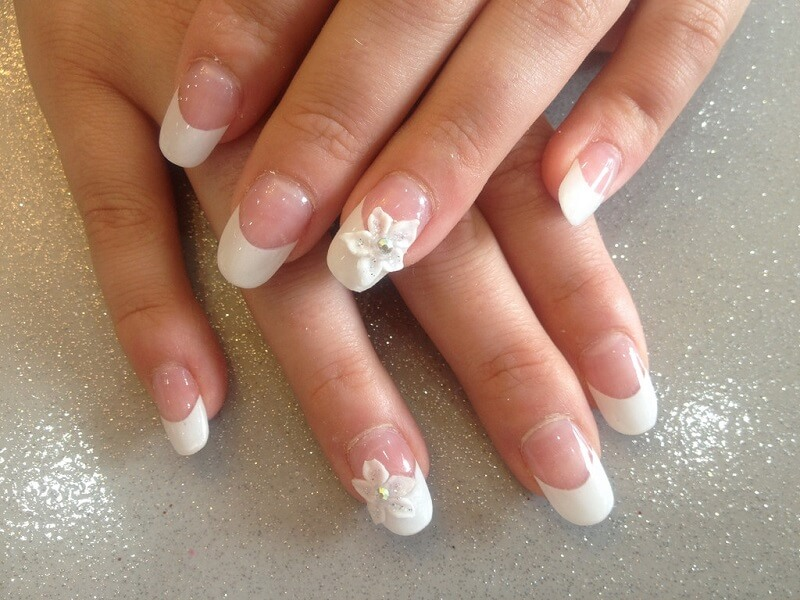 3d nail models in trend
