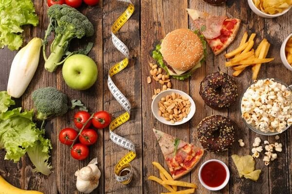worst foods to eat on a diet