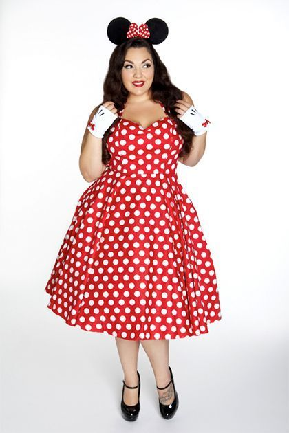 girl in mickey mouse costume