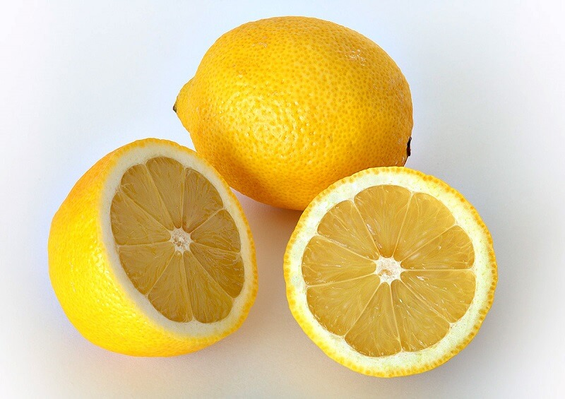lemons for detox diets that work