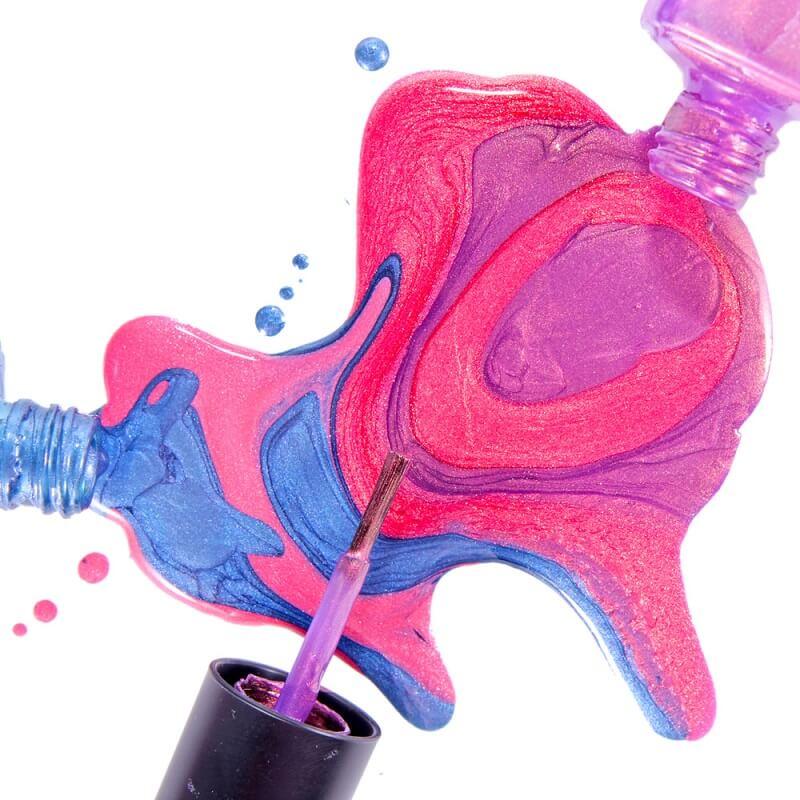 nail polish bright colors