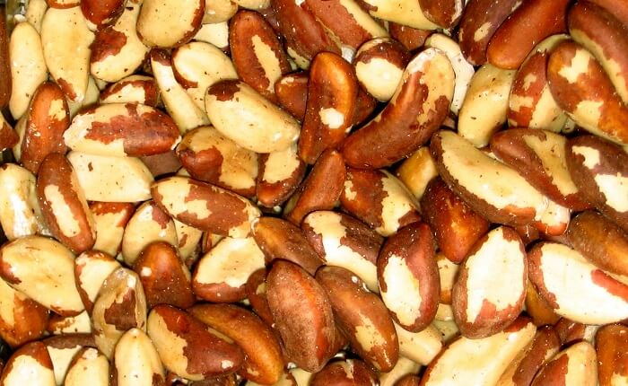 brazil nuts are among the best and healthiest nuts for weight loss