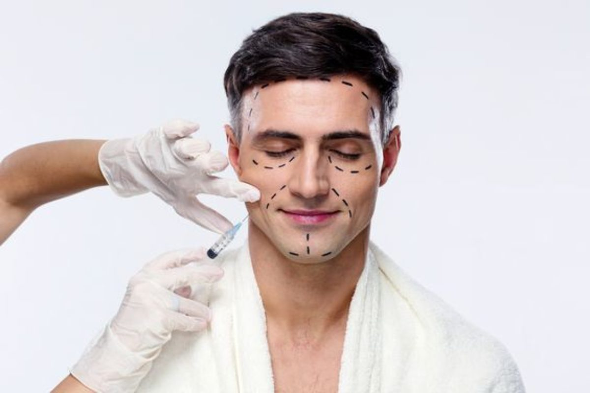 The 5 Hottest Cosmetic Procedures for Men Over 40