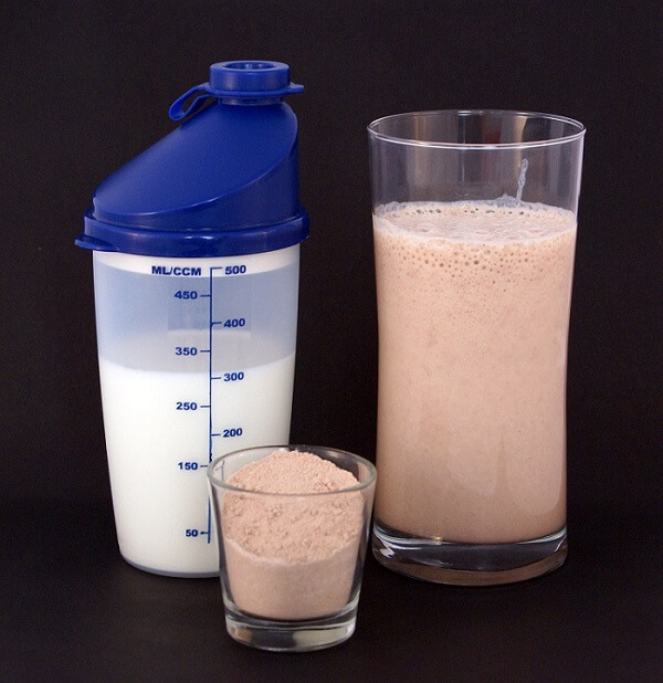 lean protein powder for a fit body