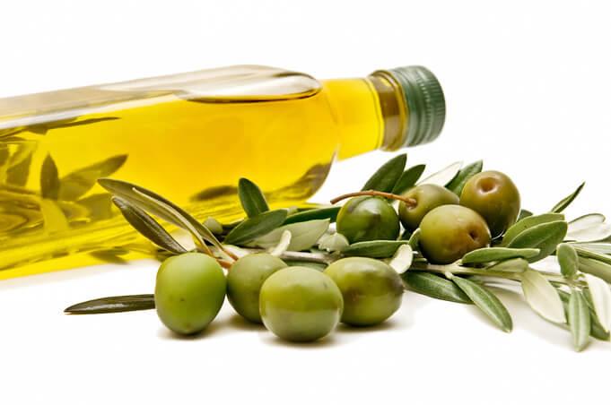 olive oil for skin treatment