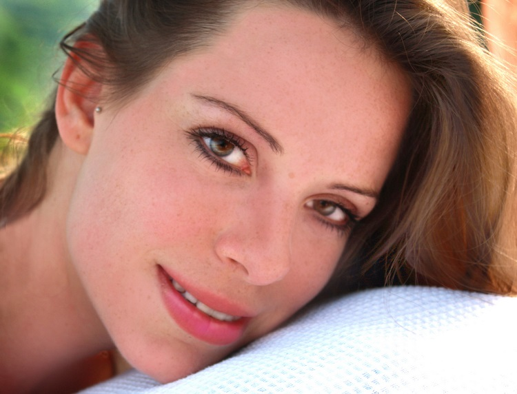 beautiful skin and healthy complexion