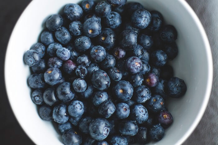 blueberries smoothie recipe