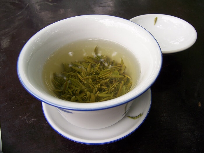 green tea antioxidant recipe