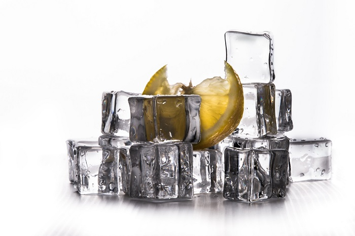 ice cubes for teeth pain
