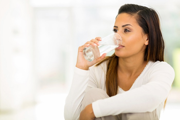 drinking water to sooth tooth pain