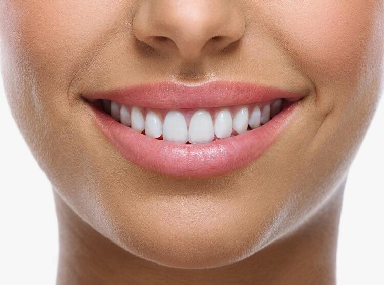 bright healthy smile