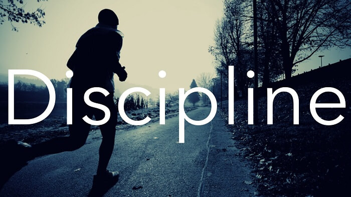 an image with the word discipline written on it