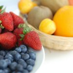berries and citric fruits