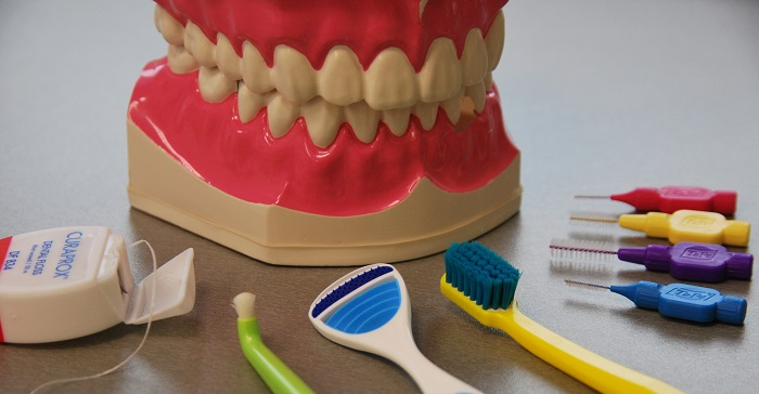 tools for dental hygiene