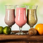three protein shakes for women to lose weight