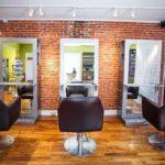 balance hair spa studio interior in exton