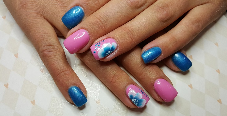 5 Cotton Candy Nail Polish Colors and Ideas for Dreamy Nails