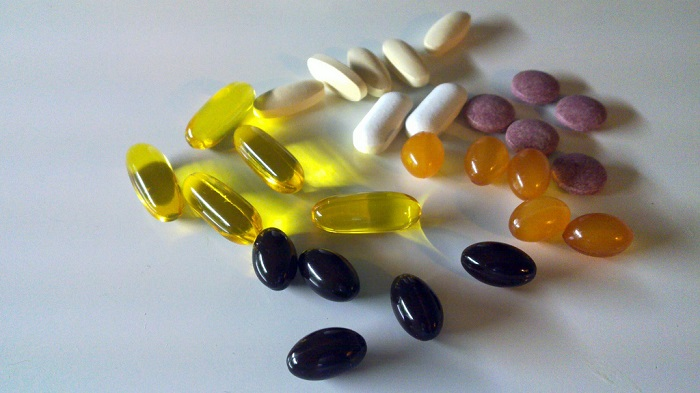 omega-3 and other nutritional supplements