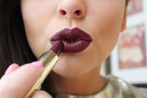Best Matte Lipstick Application