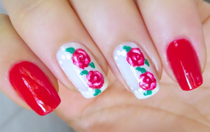 Top 8 Spring Nail Art Ideas You Can Do At Home