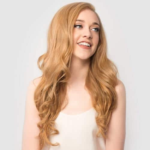 light-strawberry-blonde-hair-holding