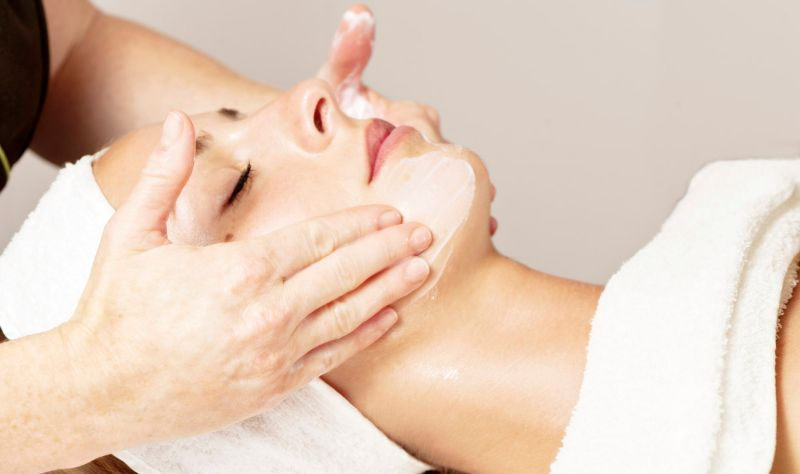 Spa Face Treatment
