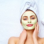 Kaolin clay mask