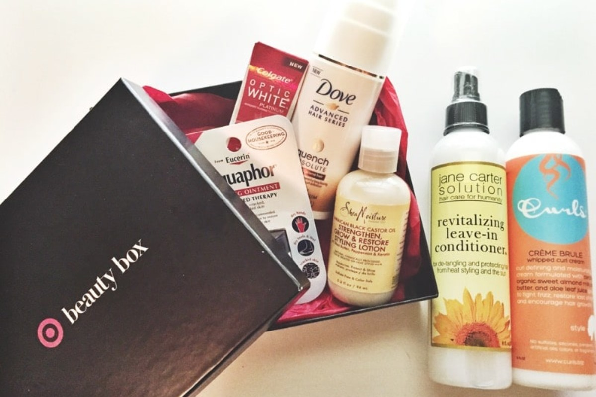 What Is The Target Beauty Box? Is It Worth The Monthly Subscription?
