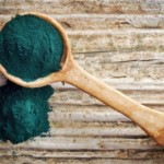 Spirulina Powder Spoon
