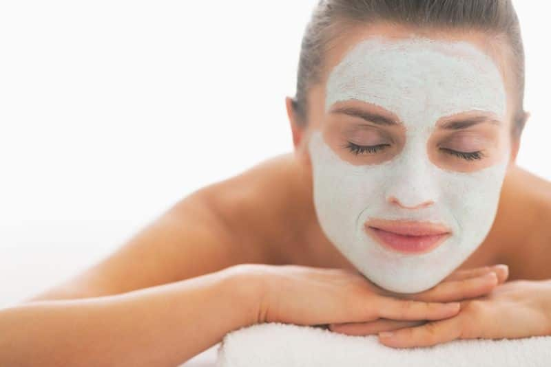 Clay Masks Relaxation