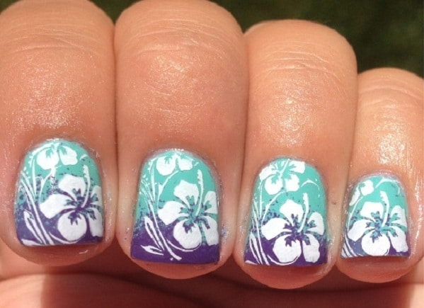 Top 10 Tropical Nail Designs To Brighten Up Your Days