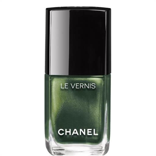 chanel nail polish shade emeraude