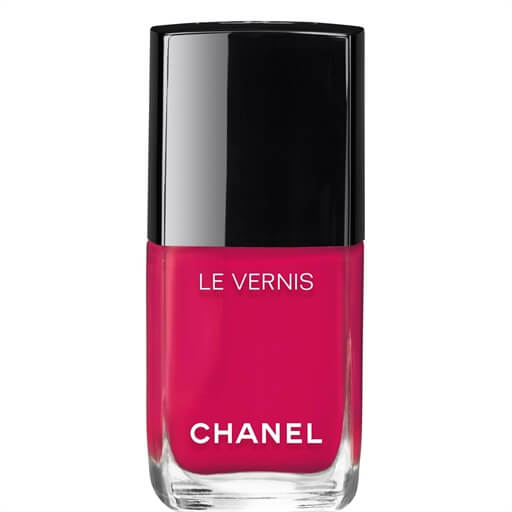 chanel nail polish shade camelia