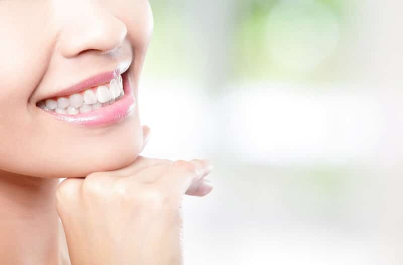 Beautiful and healthy smile