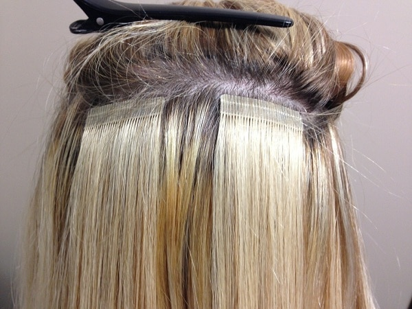Tape In Hair Extensions Pros And Cons Everything You