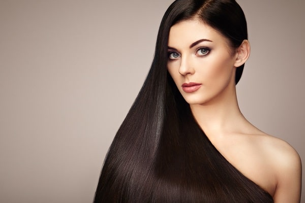 how to cut long thick hair