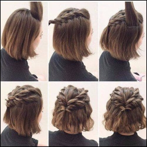 three braids how to