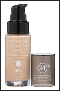 revelon colorstay foundation