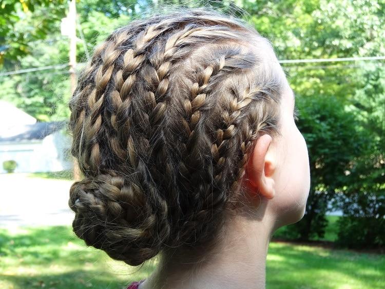 learn how to braid your hair like a stylist