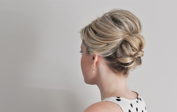 30 Must-Try Updos for Thin Hair