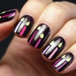 Candles on nails