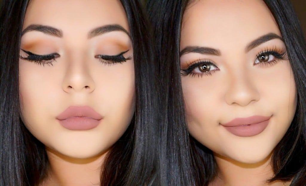 nude makeup tutorials
