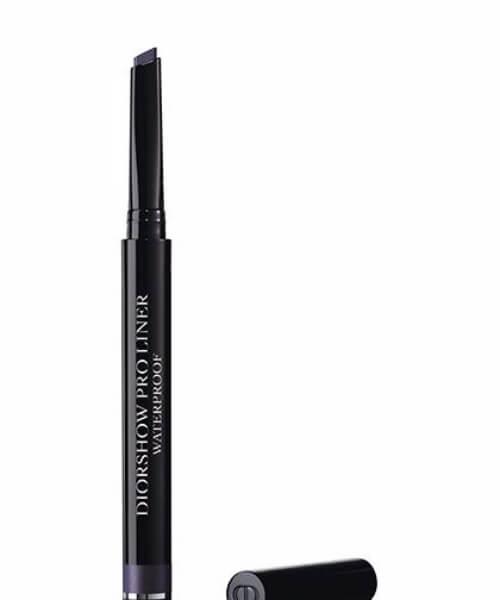 best eyeliner color for brown eyes dior