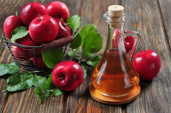 drinking apple cider vinegar for skin