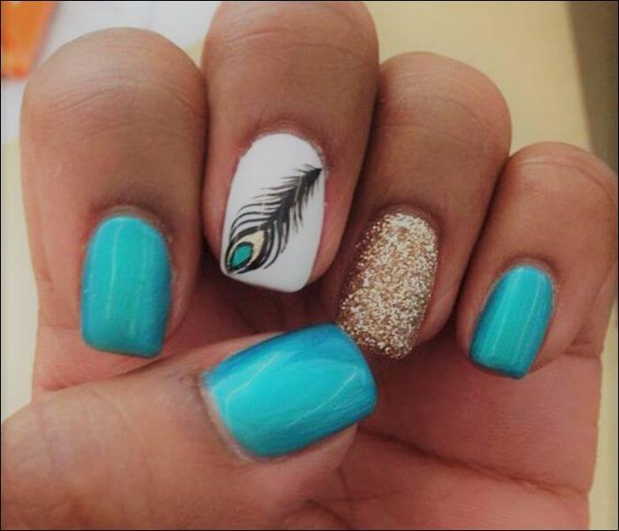 Top 13 Nail Designs 2017 to Really Make You Stand Out