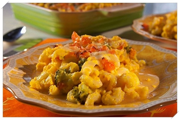 healthy weight loss recipes cauliflower mac and cheese