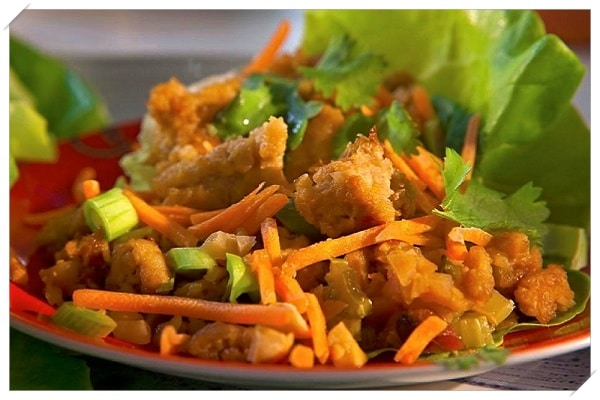 healthy weight loss recipes ginger chicken