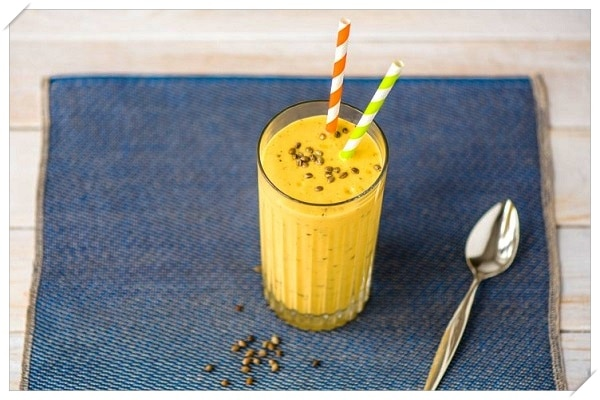 healthy weight loss recipes pumpkin pie smoothie