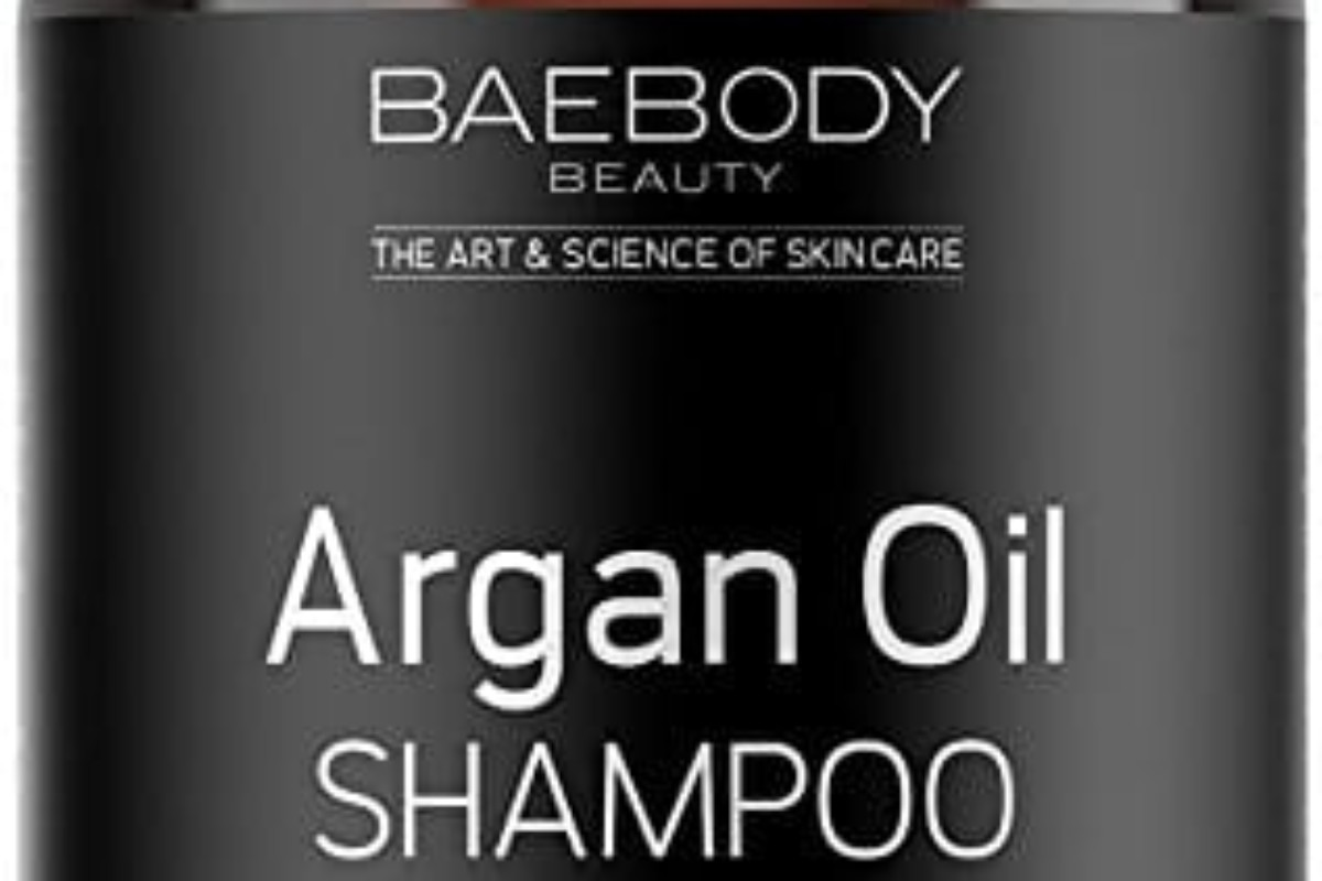 Baebody Argan Oil Sulfate Free Shampoo Review