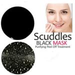 best charcoal face masks scuddles black mask